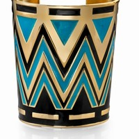 House of Harlow 1960 Tribal Cuff in Turquoise