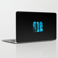 M Ink Laptop & iPad Skin by Matt Irving