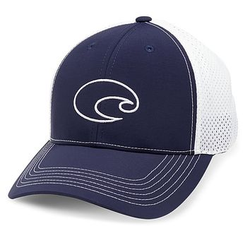 Structured Performance Trucker Hat by Costa