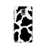 P2096 Seamless Cow Pattern Case For Samsung Galaxy Note 4