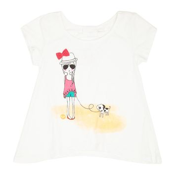 Roxy - Girls 2-6 Warm Day Top