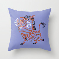 Throw Pillows by DanielBergerDesign