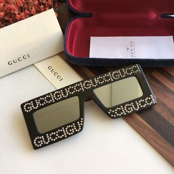 DCCK GUCCI Women Men Fashion Shades Eyeglasses Glasses Sunglasses