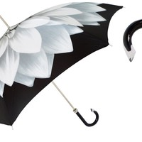 Pasotti Silver Sunflower Umbrella