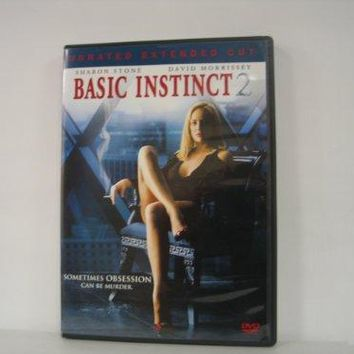 BASIC INSTINCT 2 -UNRATED EXTEND