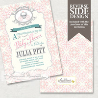 Princess Invitation / Little Princess Birthday Invitation - Printable