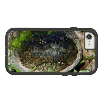 Algae Face Snapper Turtle Case-Mate Tough Extreme iPhone 8/7 Case