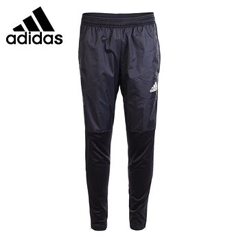 Original New Arrival 2017 Adidas TIRO17 WARM PNT Men's  Soccer Training Pants Sportswear