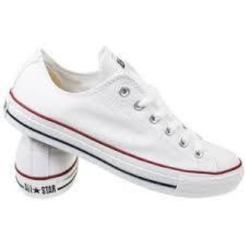 Converse Chuck Taylor All Star OX-Optical White