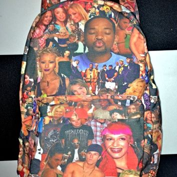 SWEET LORD O'MIGHTY! 90'z POPSTARZ BACKPACK