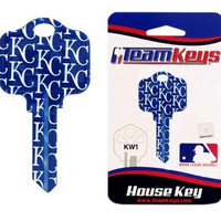 MLB Kansas City Royals Team Logo Key Chain