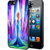 Hot Elsa Frozen Samsung Galaxy S3 S4 S5 Note 3 , iPhone 4 5 5c 6 Plus , iPod 4 5 case