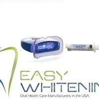 New 44% Teeth Whitening Gel with New Whitening Accelerating Light