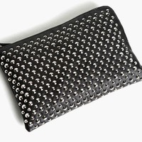 UNICORNOLOGY — BLACK AND ICE CLUTCH