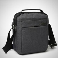 Cool Canvas messenger bag for men