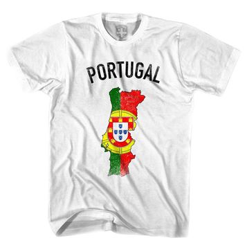 Portugal Flag & Country T-shirt