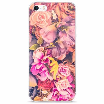 Flowers For Mom iPhone 5/5s/Se, 6/6s, 6/6s Plus Case