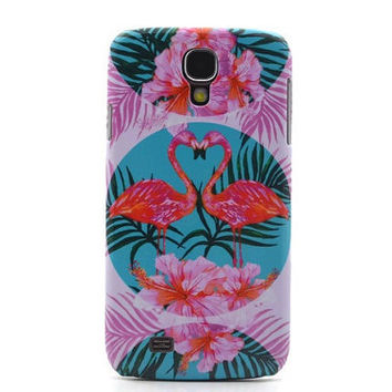 Galaxy S4 case flamingo iphone 6 plus case iphone 5S case flamingo galaxy s6 case flamingo galaxy S5 mini flamingo LG G3 G4 Sony Xperia Z3