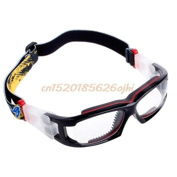Outdoor Glasses Sports Protective Goggles Basketball Football Cycling Safety PC #H030#