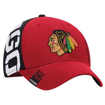 Chicago Blackhawks Youth Draft Structured Flex Fit Hat By Reebok