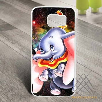 Disney Dumbo Nebula Galaxy Custom case for Samsung Galaxy