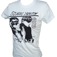 Sonic Youth Goo Girly Fit T-Shirt