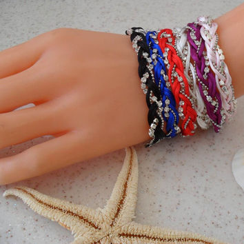 Trendy Bracelets - Summer Style - For Beach - Choose only one - 6 different colors