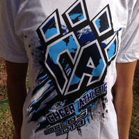 Claw6 Worlds 2014 Tshirt