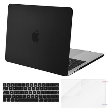 Mosiso Hard Case for Macbook Pro 15 with touch bar Retina 2016 2017 New A1707 Replacement Shell Cover