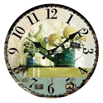 Vintage Antique Home Retro Wall Clock