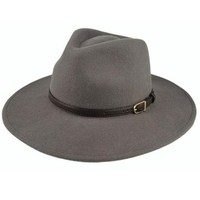 Barrett Grey Wool Hat