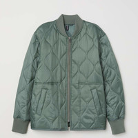 H&M Quilted Jacket $39.99