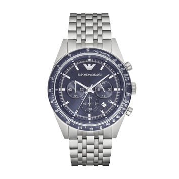 ARMANI WATCH SIGNATURE MEN SPORT STAINLESS STEEL TAZIO STAINLESS STEEL AR6072