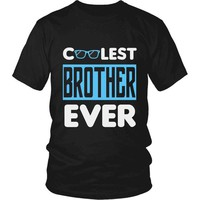 Coolest Brother Ever T-Shirt, Gift for Brother, Cool Brother, Brother Gift, Brother T-Shirt, Brother Shirt, Brother, Sibling Gift