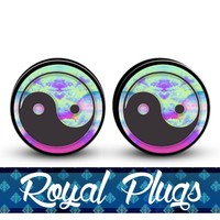 Royal Ying Yang Trip Plugs