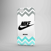 Nike Just Do It Chevron iPhone Case Samsung Galaxy Case 3D LZ