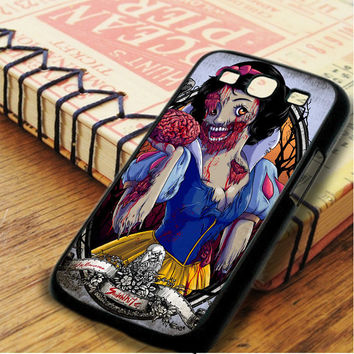 Zombie Princess Disney Snow White Samsung Galaxy S3 Case