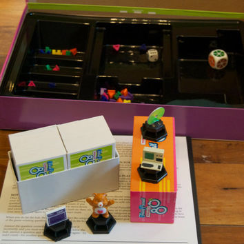 80's Trivial Game/Totally 80's/Trivial Pursuit/Trivia Game