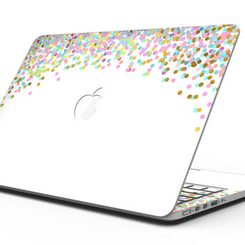 Multicolor Dots Have Risen - MacBook Pro with Retina Display Full-Coverage Skin Kit