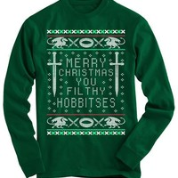 Lord Of The Rings Ugly Christmas Sweater - On Sale