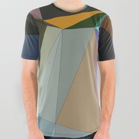 Go Figure All Over Graphic Tee by duckyb