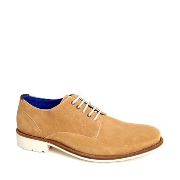 Ted Baker Tich Derby Shoes - brown
