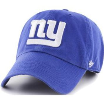 '47 Men's New York Giants Royal Clean Up Adjustable Hat | DICK'S Sporting Goods