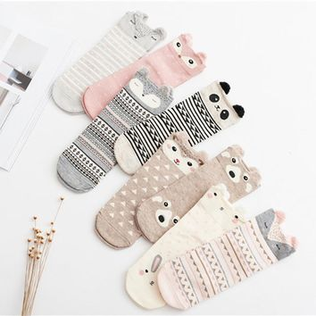 Cutesy-Critters Socks