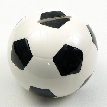 Soccer Money Bank