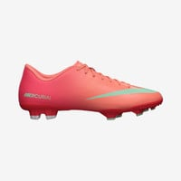 Check it out. I found this Nike Mercurial Victory IV Firm-Ground Women's Soccer Cleat at Nike online.