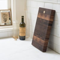 Jacob May Heirloom Cutting Board - Black Walnut