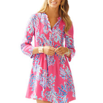 Sarasota Pintuck Tunic Dress - Lilly Pulitzer