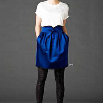 SKIRTS - Cynthia Rowley Designer Collection Faux Wrap, Shaped Waistband Skirt Waist 22 23 24 25 26.5 Simplicity 2512 Women's Sewing Patterns