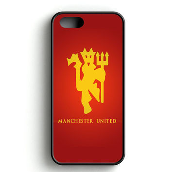 Manchester United Devil iPhone 4s iPhone 5s iPhone 5c iPhone SE iPhone 6|6s iPhone 6|6s Plus Case